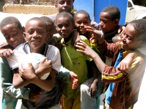 Orphans & Vulnerable Children