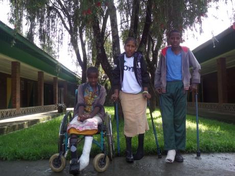 Ebise, Gemeda and Mergitu