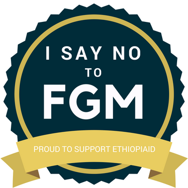 I say no to FGM