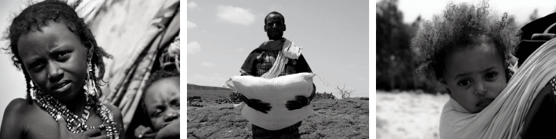 Drought in Afar 2019 hits farmers and young families the hardest
