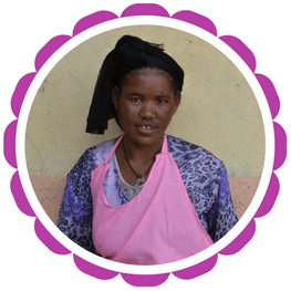 Safe Motherhood Ambassador, Tigist, trained by Women & Health Alliance
