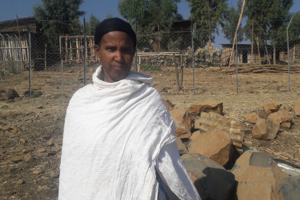 Women from rural areas of Ethiopia often economically disadvantaged